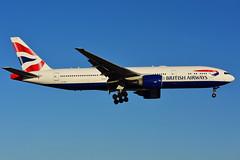 G-VIIJ (British Airways) (Steelhead 2010) Tags: britishairways boeing b777 b777200er greg gviij yyz