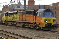 70812 6E90 (Rob390029) Tags: 70812 colas rail class 70 newcastle central station ncl