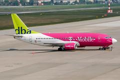D-ADIC (PlanePixNase) Tags: eddt tegel txl berlin airport aircraft planespotting boeing b733 737300 737 dba deutscheba tmobile
