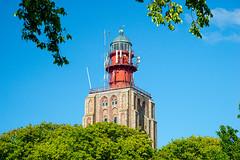 Vuurtoren 't Hoge Licht (Evgeny Drokov) Tags: summer zeeland westkapelle thenetherlands