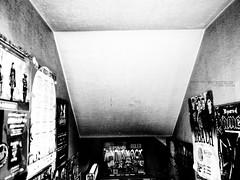 place. Underground first floor. (mitsushiro-nakagawa) Tags: 新宿 manhattan usa london uk paris アンチノック milan italy lumix g3 fujifilm mothinlilac mil gfx50r bw mono chiba japan exhibition flickr youpic gallery camera collage subway street novel publishing mitsushiro nakagawa artist ny interview photograph picture how take write display art future designfesta kawamura memorial dic museum fineart