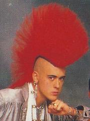 Matt Belgrano (FlorentineMagic) Tags: matt belgrano model london uk hair teenager eccentric style hairstyle stylish portraiture personality people indoor magazine studio colourful mattbelgrano