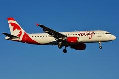 C-GFCI (Air Canada - rouge) (Steelhead 2010) Tags: aircanada rouge airbus a320 a320200 yyz creg cgfci