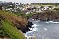 Ortiguera 2 (ccc.39) Tags: asturias coaña ortiguera pueblo costa mar cantábrico acantilados sea coast cliffs town