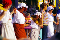 Hold my hand (sardinista) Tags: sardana banyuls sur mer france reenactment 1793 june 2019