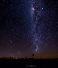Vía Láctea en Entre Ríos (Sergio Ali - Naturaleza en imágenes) Tags: vía láctea entreríos cielo estrellas star nocturna largaexposición astrofotografía