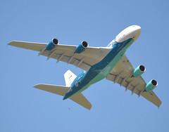 9H-MIP, Airbus A380-841, c/n 006, HiFly Malta, 5M-HFM-Moonraker, Save the Coral Reefs special livery, LBG/LFPB, 2019-06-21 & 22. (alaindurandpatrick) Tags: 9hmip cn006 a380 a388 a380800 airbus airbusa380 airbusa380800 airbusa380841 a380841 megabus jetliners airliners hiflymalta 5m hfm moonraker airlines savethecoralreefs specialliveries lbg lfpb parislebourget airports aviationphotography