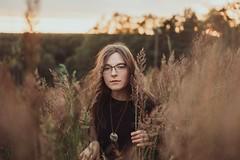 The reeds (AlexanderHorn) Tags: mirrorless a7 sony sigma goldenhour sunset beautiful woman face portrait moody summer