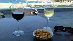 Drinks at sunset (sardinista) Tags: banyuls sur mer france june 2019