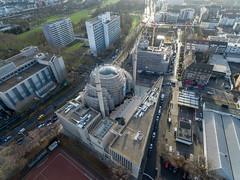 Moschee in Ehrenfeld Kölner Zentralmoschee nach Bombendrohung freigegeben. News vom 09.07.2019
