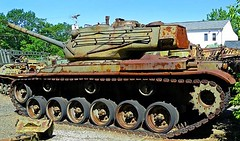 "M47 Patton 1 • <a style=""font-size:0.8em;"" href=""http://www.flickr.com/photos/81723459@N04/48240819957/"" target=""_blank"">View on Flickr</a>"