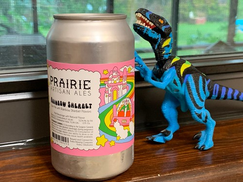 Dinosaur Beer