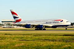CYVR - British Airways A380-800 G-XLEL (CKwok Photography) Tags: yvr cyvr britishairways a380 gxlel
