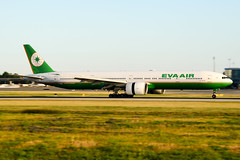 CYVR - EVA Air B777-300 B-16705 (CKwok Photography) Tags: yvr cyvr evaair b777 b16705