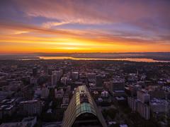 DSCF2438 (www.mikereidphotography.com) Tags: seattle sunrise gfx50s fuji mediumformat city urban 23mm otus 85mm