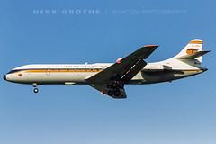 Transeuropa_SE-210_EC-BRX_19811016_HAM (Dirk Grothe | Aviation Photography) Tags: transeuropa se210 caravelle ham ecbrx