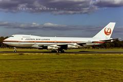 JAL_B742_JA8141_19860924_HAM (Dirk Grothe | Aviation Photography) Tags: jal japan airlines 742 747 200 ja8141 ham