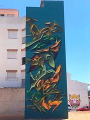 Juny19 VSA003. (Joanbrebo) Tags: vilamarxant valència pintadas murals murales grafitis streetart iphonex iphone365