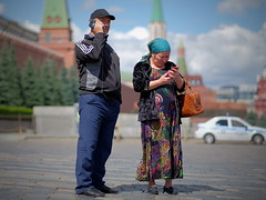 Tourists on the Red Square. Moscow, Russia (varfolomeev) Tags: 2019 россия город люди fujifilmxt10 russia city crowd