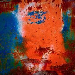 Longing (StephenReed) Tags: abstract art abstractart metal rust paint longing nikond80 stephenreed