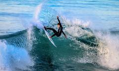 Surf at Oceanside