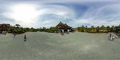360° | Nijo Castle II (hapePHOTOGRAPHIX) Tags: 360x180 360° 392jpn architektur asia asien burg burgnijō castillodenijō equirectangular honshu honshū japan japón kioto kyoto kyotoprefecture kyōto nijōcastle prefecturadekioto präfekturkyōto ricohthetas ungesättigt vrpanorama castillo castle grau 二条城 京都市 京都府 本州