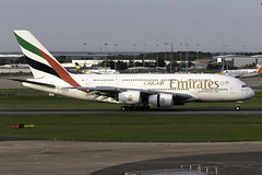 Emirates A380 A6-EOR at Birmingham Airport BHX/EGBB (dan89876) Tags: emirates airbus a380 a388 a380800 a380861 a6eor birmingham international airport landing runway 15 bhx egbb