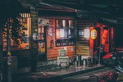 永和居酒屋 (aelx911) Tags: a7rii a7r2 sony fe85 fe85f18 landscape night taiwan taipei cityscape 台灣 台北 永和 日式 居酒屋