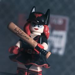 Batwoman: Kate Kane (Jezbags) Tags: batwoman kate dc dclego legodc lego legos toy toys custom canon canon80d 80d 100mm macro macrophotography macrodreams macrolego goth gotham gothamknights