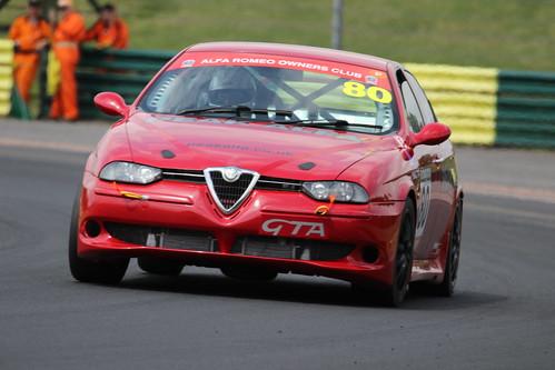 Alfa Romeo Championship - Croft 2019