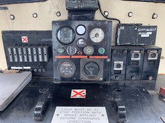 Cab of YE2760 (372Paul) Tags: class26 class45 brcw peak 5310 5343 class20 8137 ye2760 yorkshireengineco toddington 35006 bullied merchantnavy gwsr gloucestershirewarwickshirerailway sulzer englishelectric