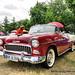 Chevrolet Bel Air convertible, 1955