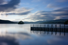 Windermere Jetty Museum Sunset (d1939m) Tags: colours lakedistrict water motionblur cumbria motion longexposure twilight structure colour bluesky unitedkingdom tranquil sun ripple britain clear reflection alone reflections quintessential british pier europe uk nightfall color photography spring england sunset nature cloudy nationalpark freshwater popular lakes pontoon evening freshair clouds countryside backlit construction places bluehour clearwater lonesome waterresistant lonely colourful ripples jetty tourism harbour nobody