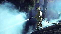 Brush Fire 405/Roscoe (LAFD) Tags: losangeles sanfernandovalley freeway brushfire rickmcclure lafd losangelesfiredepartment