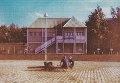 {Baybae} #35mm #vintage #film (rubenjatho) Tags: vintage film 35mm harbor bay sea ocean wes anderson