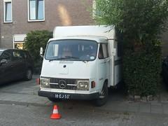 Mercedes-Benz L206 D 1974 (929V6) Tags: 18ej53 sidecode3 onk 206d 206