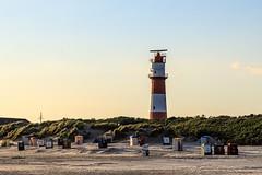 Elektrischer Leuchtturm (Re Ca) Tags: beach borkum insel lighthouse niedersachsen nordsee nordseeinsel strand travel traveling urlaub wattenmeer leuchtturm