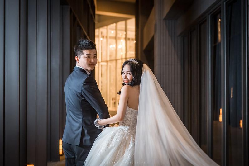 [台北婚攝] 裕富&玉蘭 單晚宴客 婚禮紀錄 @ 台北白金花園酒店 四季廳 | #婚攝楊康
