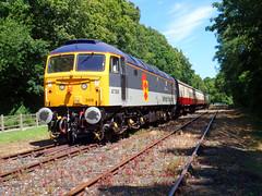 37306 Boscarne Junction (2) (Marky7890) Tags: 47306 class47 boscarnejunction bodminwenfordrailway cornwall heritage diesellocomotive