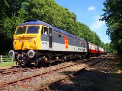 37306 Boscarne Junction (4) (Marky7890) Tags: 47306 class47 boscarnejunction bodminwenfordrailway cornwall heritage diesellocomotive