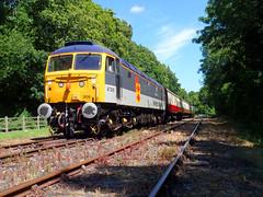 37306 Boscarne Junction (1) (Marky7890) Tags: 47306 class47 boscarnejunction bodminwenfordrailway cornwall heritage diesellocomotive