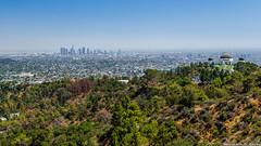 Los Angeles (benjaminsayag) Tags: losangeles griffithobservatory california usa summer cityscape lanscape nikon benjaminsayag