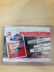 2011 ITG Between The Pipes Their Countries Finest Tomas Vokoun CF-06 (heaterhabs) Tags: 2011 itg between the pipes their countries finest tomas vokoun cf06