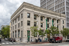Cambridge Savings Bank Building (Eridony (Instagram: eridony_prime)) Tags: cambridge middlesexcounty massachusetts metroboston centralsquare bankbuilding bank