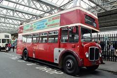 DR818 VDV818 (PD3.) Tags: dr818 dr 818 vdv vdv818 aec regent devon general open top topper topless eastbourne classic bus buses running day east sussex preserved seaford