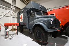 Austin K9WD Ambulance (57 AA 96) (Bri_J) Tags: rafmuseum hendon london uk museum airmuseum aviationmuseum nikon d7500 austin k9wd ambulance 57aa96 raf