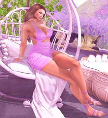 Here I am going to stay (Silvia Galtier) Tags: silviagaltier sl secondlife safira mosquitos mosquitosway model moda furniture decor doux zooby alananazareowyn jaradnoor nazar noor jarad