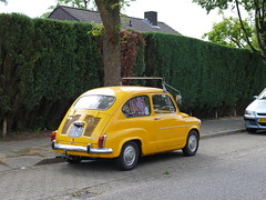 Fiat 600 L 1971 (929V6) Tags: 5341sn sidecode2 onk seat