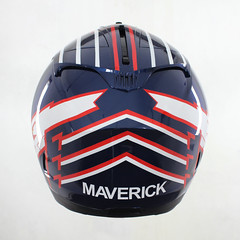 Maverick (Custom Steel Motorcycles) Tags: goose topgunhelmet topgun topgungoose pinturacustom custompaint pinturapersonalizada aerografia maverick topgunmaverick maverickhelmet