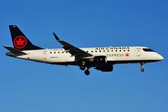 C-FRQW (Air Canada EXPRESS - Sky Regional) (Steelhead 2010) Tags: aircanda aircanadaexpress sjyregional yyz embraer emb175 creg cfrqw